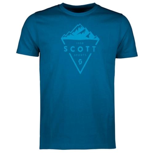 Scott T-Shirt 30 Dri Lunar - Blå - XL
