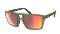 Scott Tune Solbriller - Mørk Grønn