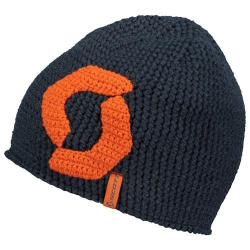 Scott Unisex Lue - Blå/Oransje