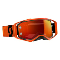 Scott Prospect MX Brille - Sort/Oransje