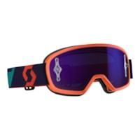 Scott Buzz MX Pro Brille - Oransje/Blå