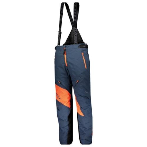 Scott CompR 2 Bukse - Blå/Oransje - S