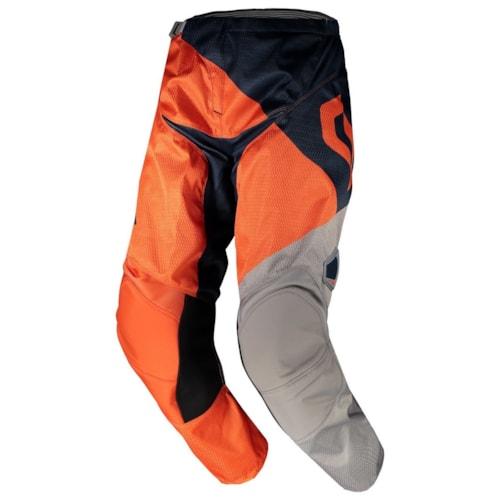 Scott 350 Dirt MX Bukse -Blå/Oransje - 32