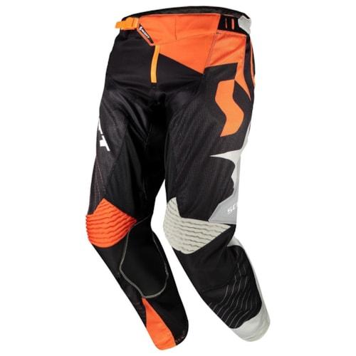 Scott 450 Angled Bukse -Sort/Oransje - 28