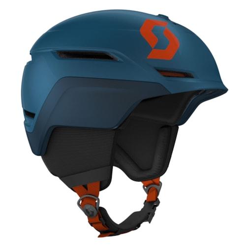 Scott Symbol 2+ Hjelm - Blå/Ora - 53-56