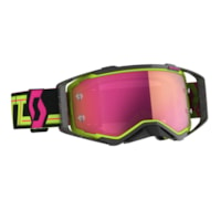 Scott Prospect MX Brille - Sort/Gul