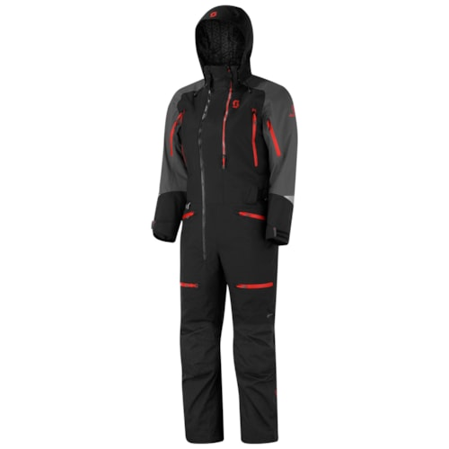 Scott Monosuit DS-I Dame - Sort/Grå - XS
