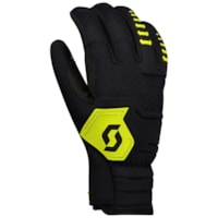 Scott Ridgeline Hansker - Sort/Lime