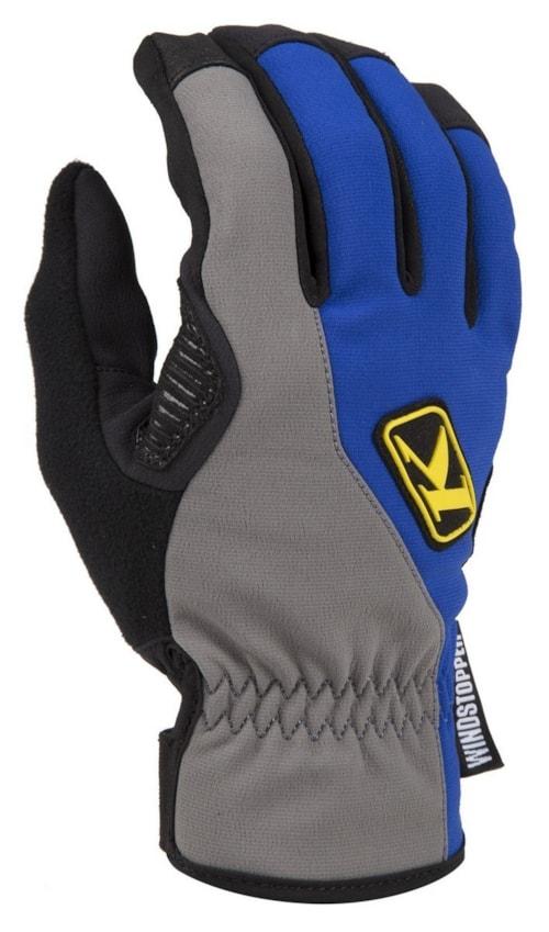 Klim Inversion hanske - Blå - M