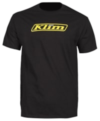 Klim Word T-Shirt - Sort
