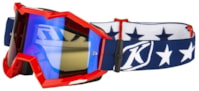 Klim Viper Off-Road Brille - Patriot