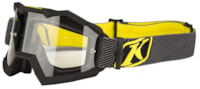 Klim Viper Off-Road Brille - Fade Sort