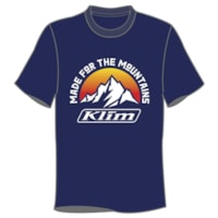 Klim Mountain Made T-Shirt - Navy