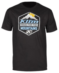 Klim Mountain Made T-Shirt - Sort