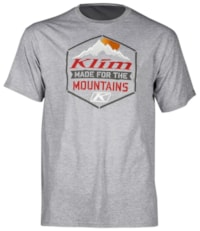 Klim Mountain Made T-Shirt - Grå
