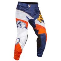 Klim XC Lite Bukse - Oransj/Blå