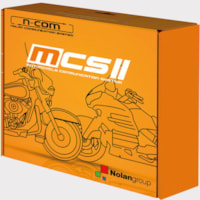 N-Com MCS II Intercom Honda Goldwing