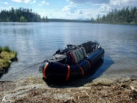 Lars Monsen Doggy Packraft