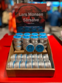 Lars Monsen Sårsalve 15 ml