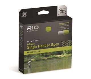 Rio InTouch Single Hand Spey - Peach/Camo WF6F