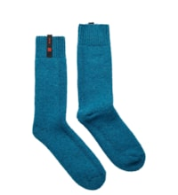Lars Monsen Anárjohka Thick Socks  - Blue Sapphire (Aclima for Lars Monsen)