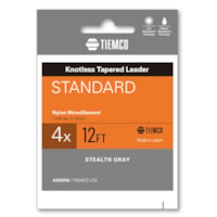 Tiemco Leader Std 12Ft