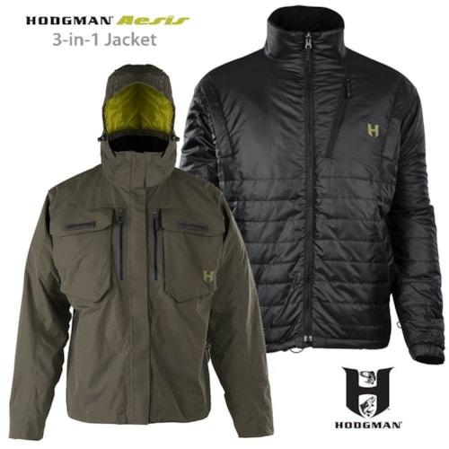 Hodgman Men's Aesis 3-in-1 Jacket - S