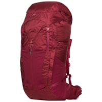 Bergans Senja W 55L - Burgundy/Red