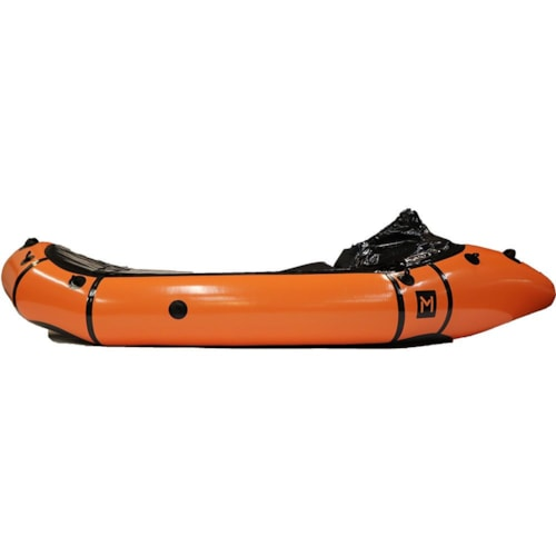 Lars Monsen Karasjohka Ultra Light Packraft - Orange - 245 cm