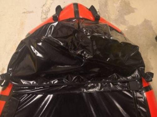 Lars Monsen Karasjohka Front Bag W/Mounting Straps
