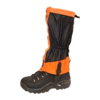 Lars Monsen Classic Gaiters - Orange/Black