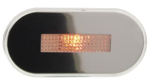 Oval spot - LED, Hvit  12 V