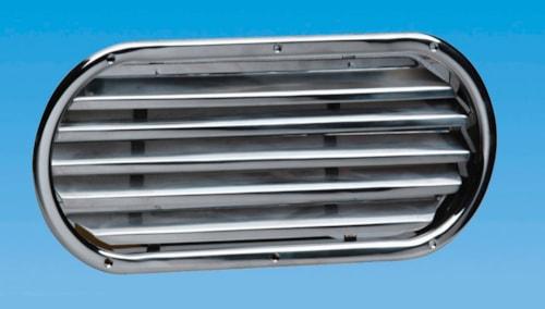 Ventilrist 360 x 150 mm SS316