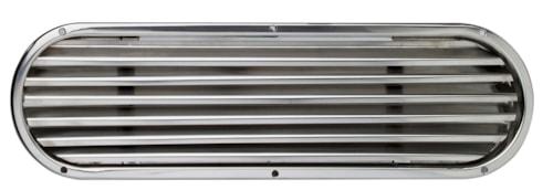 Ventilrist 843 x 166 mm SS316