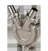 Novax Drillpumpe Rustfritt