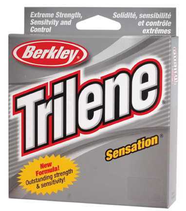 Berkley Trilene Sensation 300M Clear, 0.18mm, 4LB