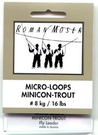 Roman Moser Minicon Loops Trout 8kg (#4-8)