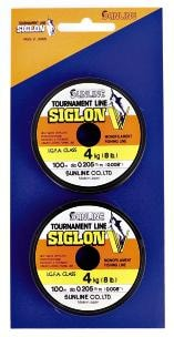 Siglon V 2x100m 0,165mm monofilament