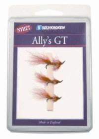 Sølvkroken Fluesett Allys GT