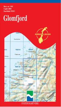Norgeskart 1:50 000